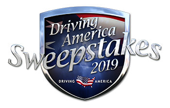 2019 Kwik Fill Driving America Sweepstakes logo