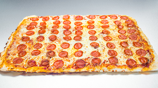 Sheet Pizza