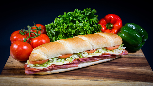 The Boss Italian Sandwich