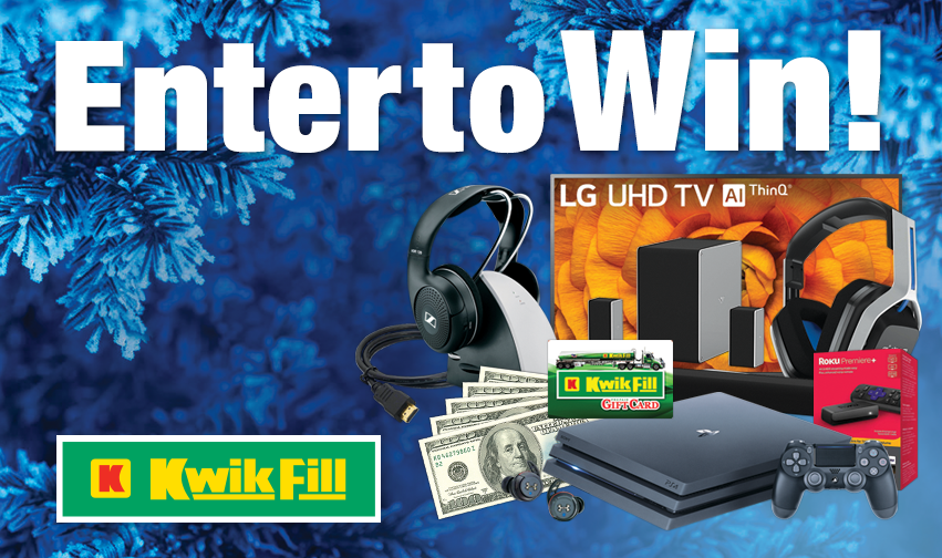 2020 Kwik Fill Sounds of Christmas Giveaway
