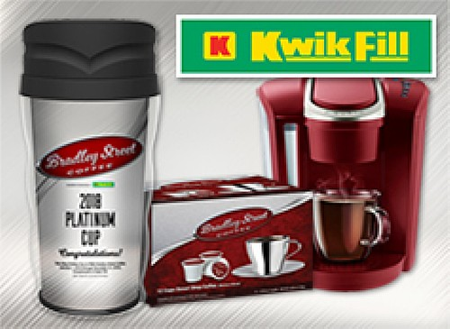 2018 Kwik Fill Bradley Street Coffee Giveaway