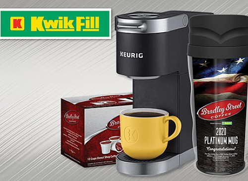 2020 Kwik Fill Bradley Street Coffee Giveaway