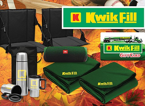 2020 Kwik Fill Fall Sports Pack Giveaway