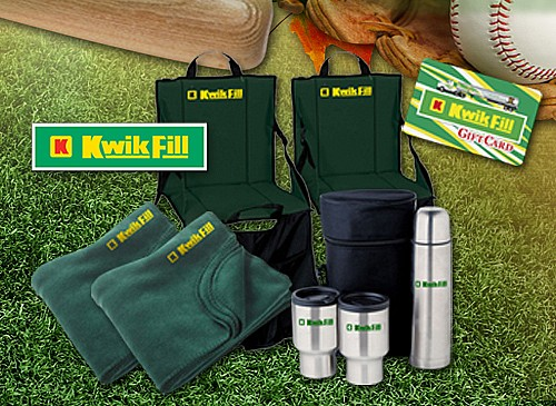 2017 Kwik Fill Fall Sports Pack Giveaway