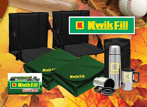 2018 Kwik Fill Fall Sports Pack Giveway