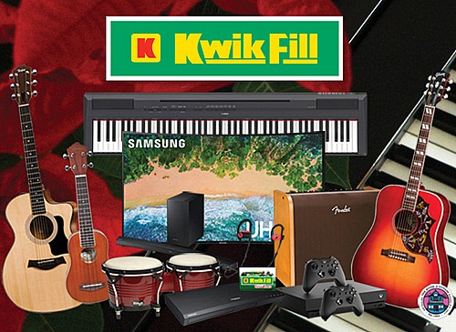 2018 Kwik Fill Sounds of Christmas Giveaway