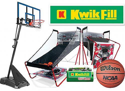 2019 Kwik Fill Crazy March Basketball Giveaway