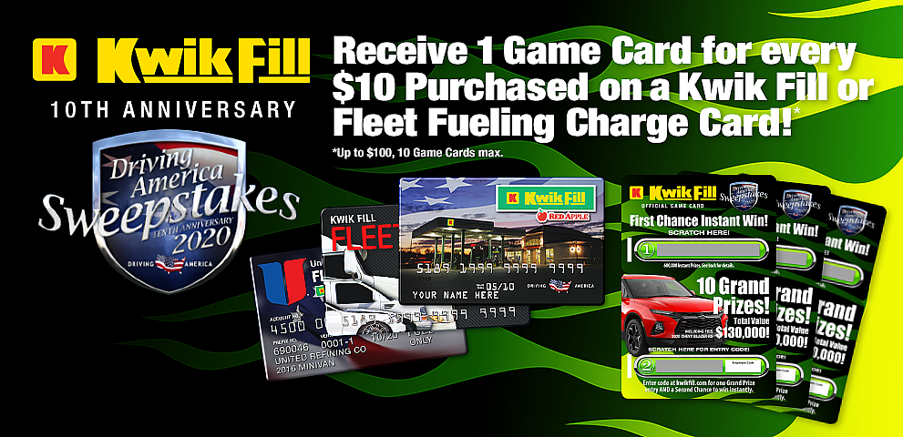 2019 KFDAS Charge Card & Fleet Fueling